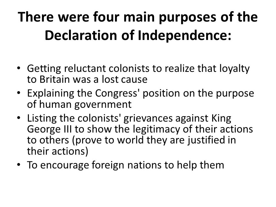 teenage declaration of independence essay The goals of the declaration of independence essay 1062 words | 5 pages the goals of the declaration of independence the american revolution was not only a battle between the british and the colonists it was a historical movement that brought about new ways of thinking.